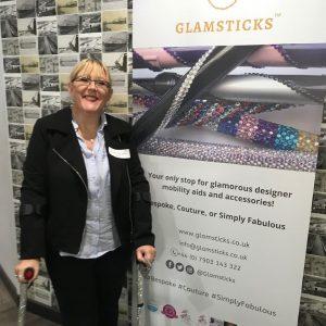 Lady Sharon Farley Mason, Glamsticks Owner